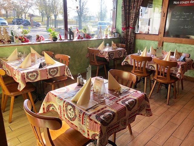 Restaurant traditionnel Ensisheim